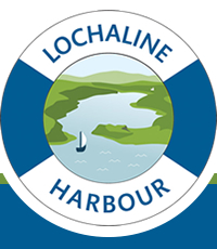Lochaline Harbour Logo