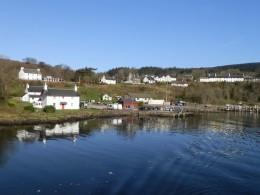 Lochaline Village